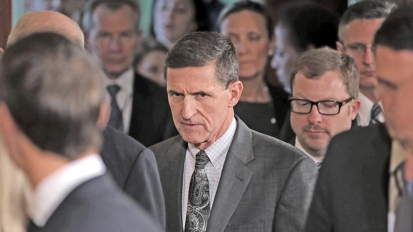 Michael Flynn: Pentagon ermittelt gegen Trumps ehemaligen Sicherheitsberater