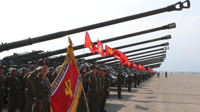 Atomwaffen: USA fordern andere Staaten zu mehr Druck auf Kim Jong Un auf