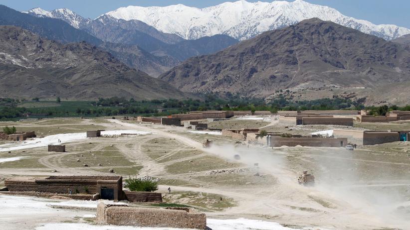 Afghanistan: Ein Dorf in der Nangarhar-Provinz