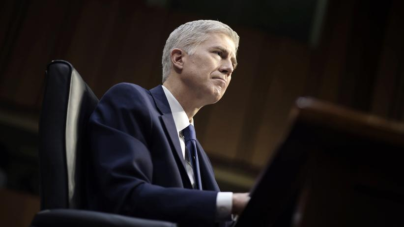 Supreme Court: Konservative Prosa fürs Verfassungsgericht