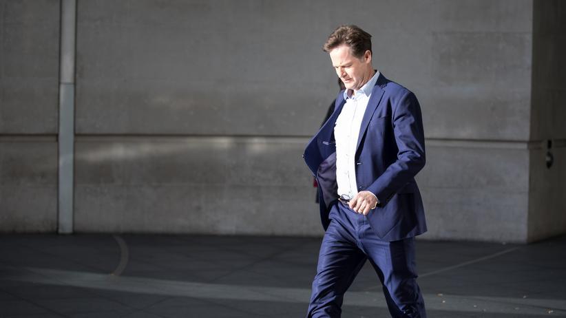 """Nick Clegg: """"Die jungen Briten sollten am Ende erneut abstimmen"""""""