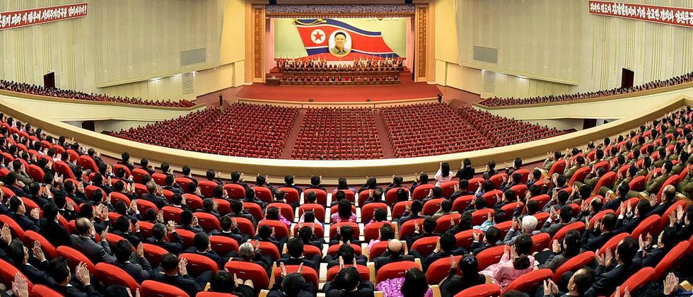 Nordkorea betreibt seit Jahren ein Atomwaffenprogramm.