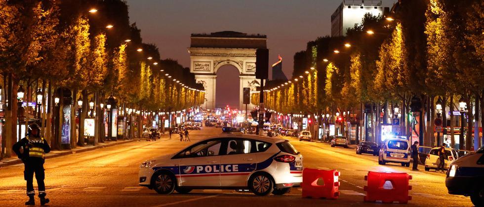 zeit in paris