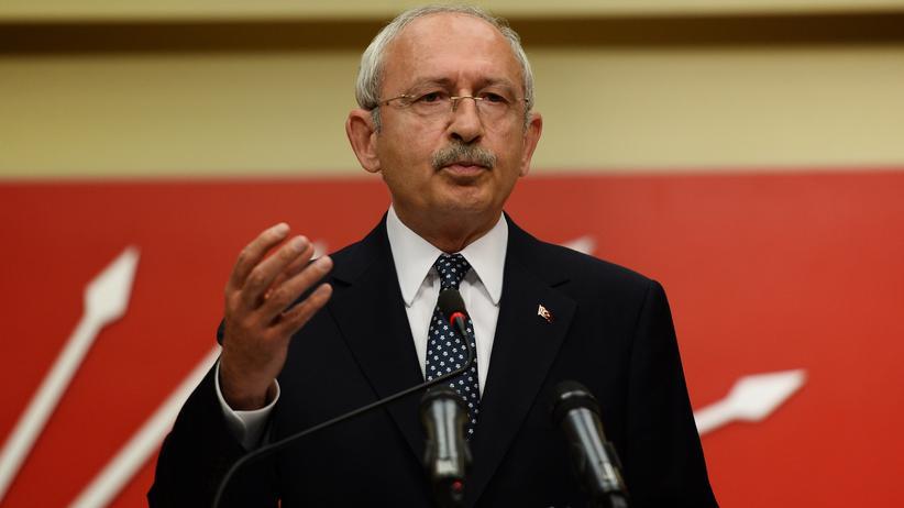 Kemal Kilicdaroglu  CHP