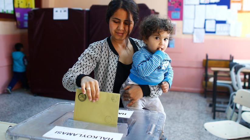 Türkei: Erdogan sieht sich als Sieger