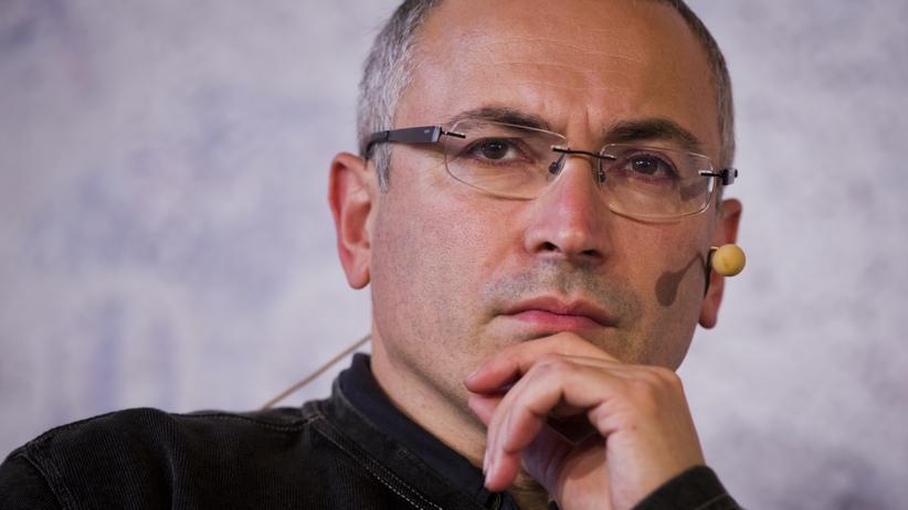 Russland: Ex-Oligarch Chodorkowski unterstützt Nawalny bei Präsidentschaftswahl