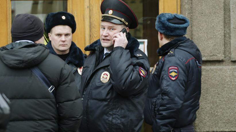 Anschlag in St. Petersburg: Täter soll aus Kirgisistan stammen