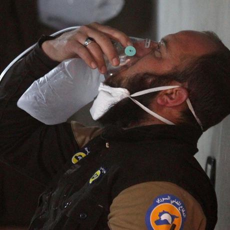 "Syrien-Krieg: ""Giftgas erzeugt Panik"""