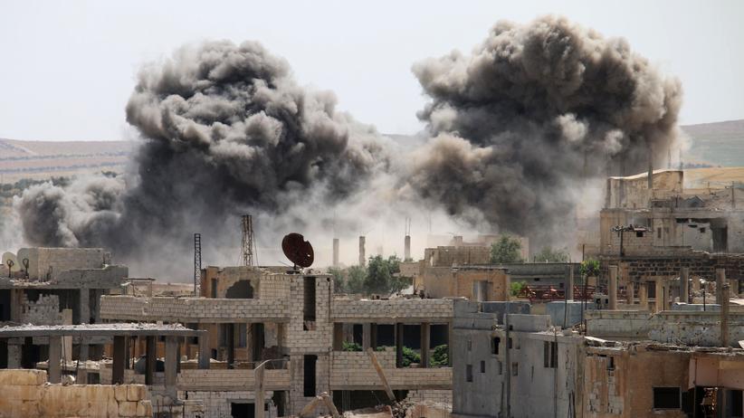 Syrien: USA verhängen weitere Sanktionen gegen Assad-Regime