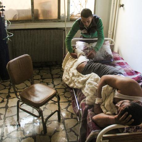 Syrien: Sieben Jahre Krieg
