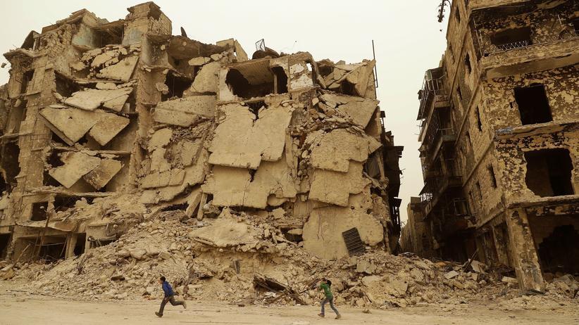 Syrien-Krieg: Versagen die Vereinten Nationen?