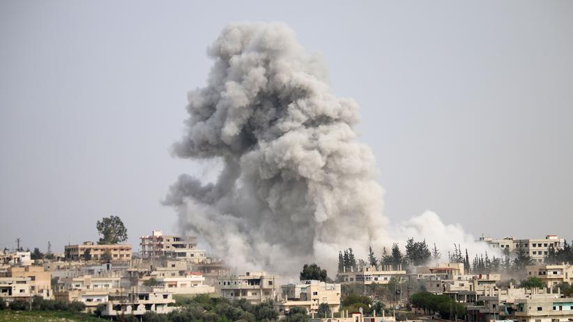 US-Angriff in Syrien: Alles richtig gemacht. Oder?