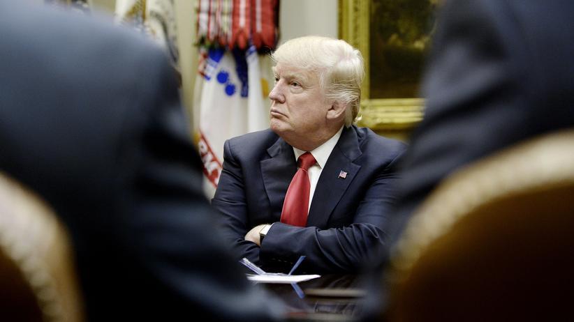Atomprogramm: US-Präsident Donald Trump