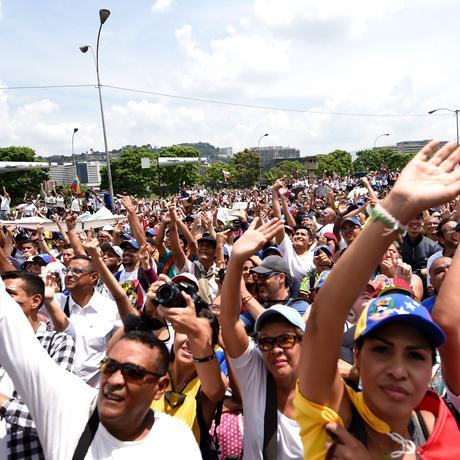 Venezuela: Sie wollen ein faires Land
