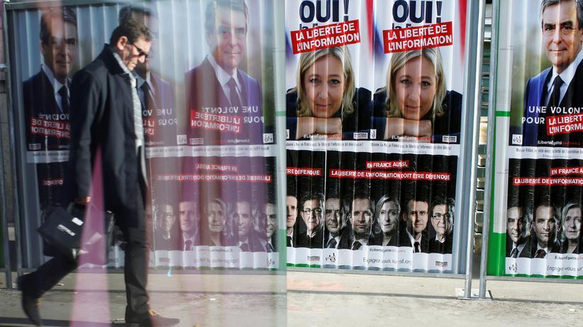 Wahl in Frankreich: So wollen die Kandidaten ihr Land verändern
