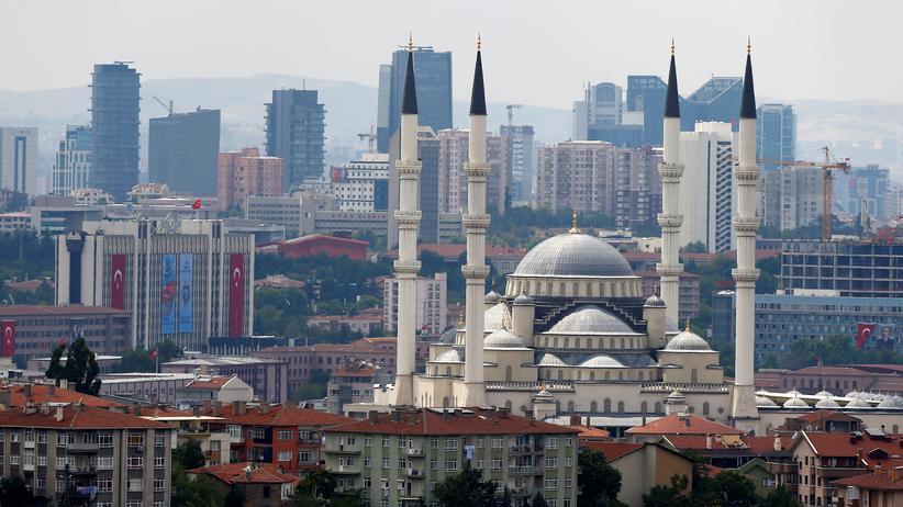 Ankara: Türkische Polizei erschießt zwei mutmaßliche IS-Anhänger