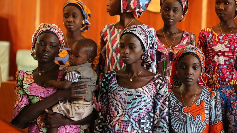 Nigeria: Boko Haram lässt viele Mädchen frei