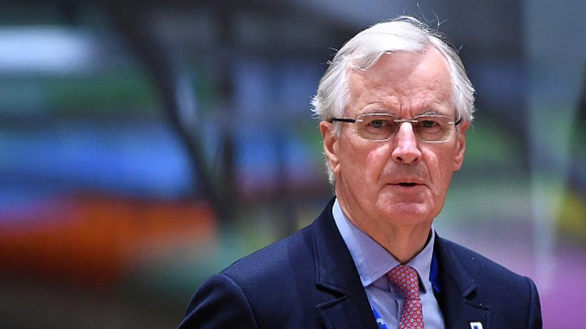 Brexit: Barnier in Brüssel
