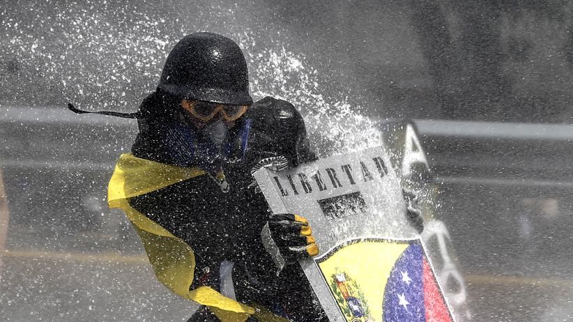 Caracas: Weitere Tote bei Protesten in Venezuela