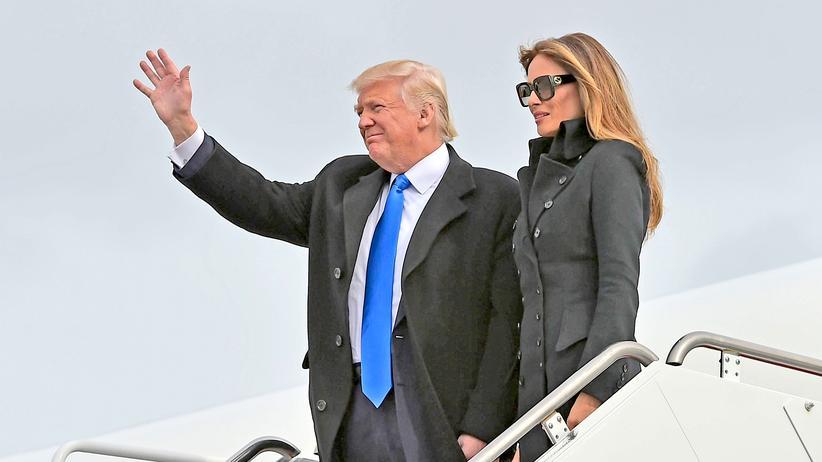 Donald Trump Reise