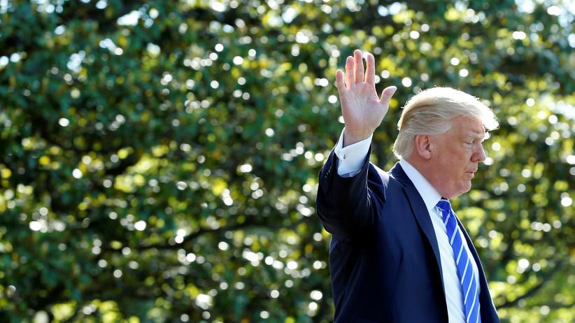 Donald Trump: Endlich mal weg