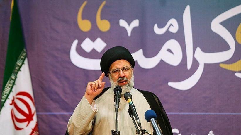 Wahlen im Iran: Ruhanis Hauptgegner hat ein Problem: Ebrahim Raisi, Leiter des Imam-Reza-Heiligtums in Maschad