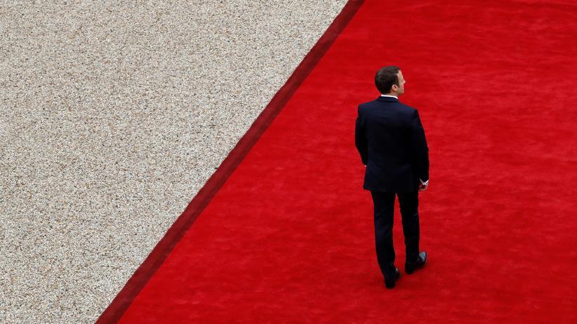 Emmanuel Macron: Bienvenue, Monsieur le Président!