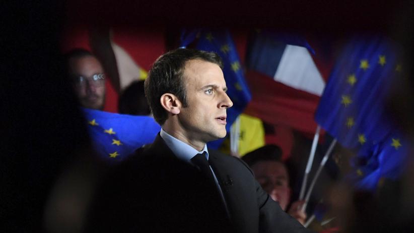 Emmanuel Macron: Der neue Präsident Frankreichs