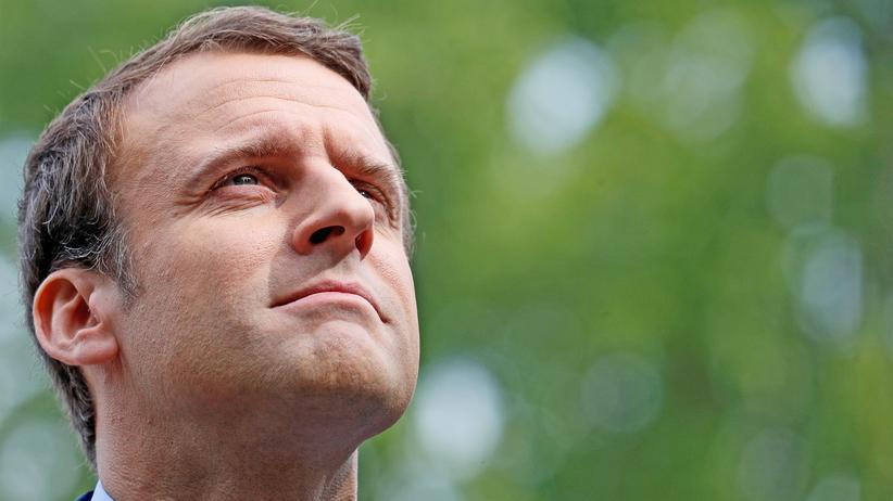Frankreich: Emmanuel Macron