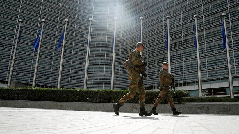Großbritannien: Gibt es bald eine europäische Armee?