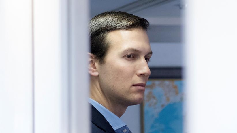 Jared Kushner: Jared Kushner ist mit der Tochter des US-Präsidenten, Ivanka Trump, verheiratet.