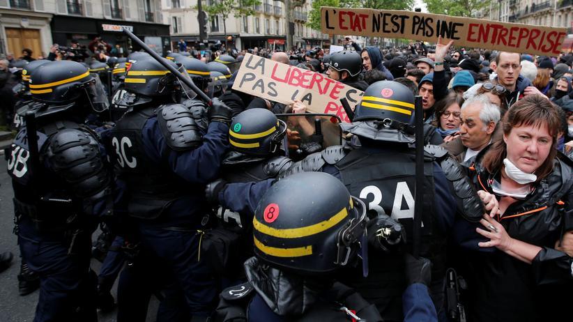 Frankreich: Amnesty beklagt Missbrauch des Ausnahmezustands