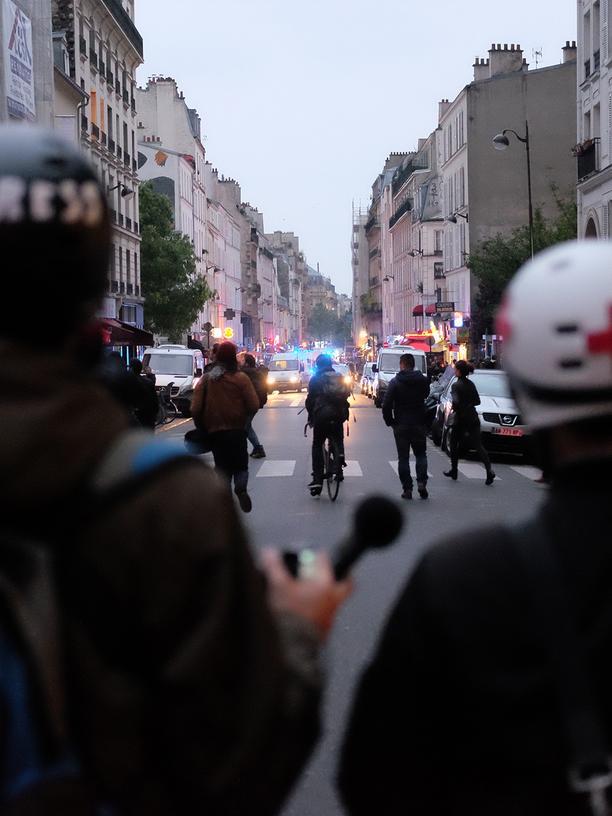 Französische Linke: Auf die Fresse oder auf ins Parlament?