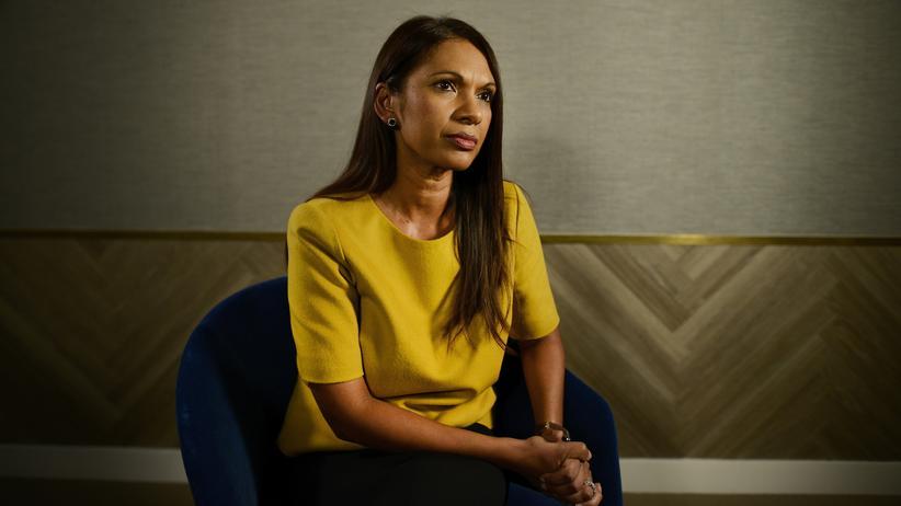 Brexit: Wegen ihres Einsatzes gegen einen harten Brexit wird die Geschäftsfrau Gina Miller immer wieder in der Öffentlichkeit kritisiert. Zuletzt erhielt sie auch Morddrohungen.