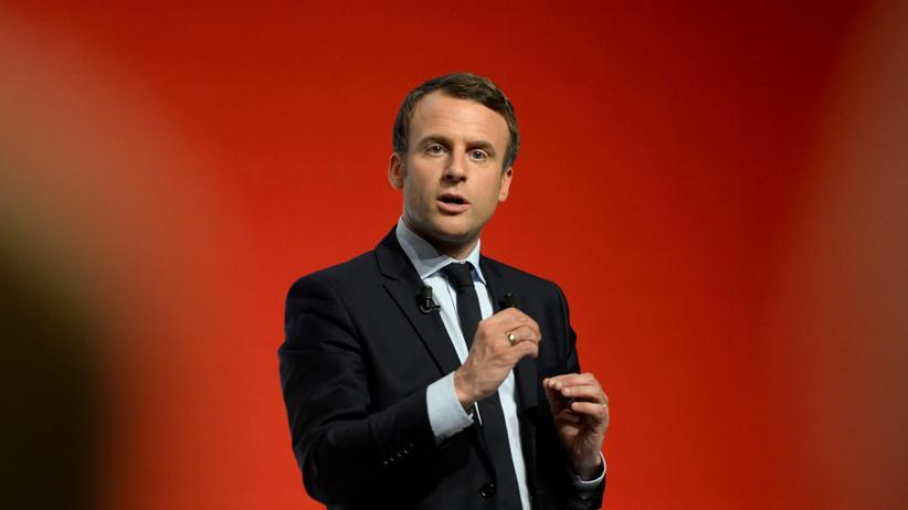 """Emmanuel Macron: """"Die EU braucht Reformen – oder muss sich einem Frexit stellen"""""""
