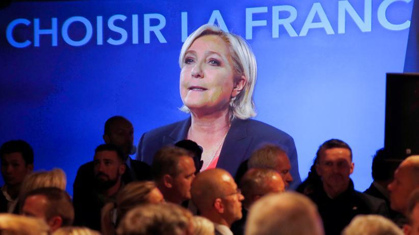 Marine Le Pen: Die siegende Verliererin