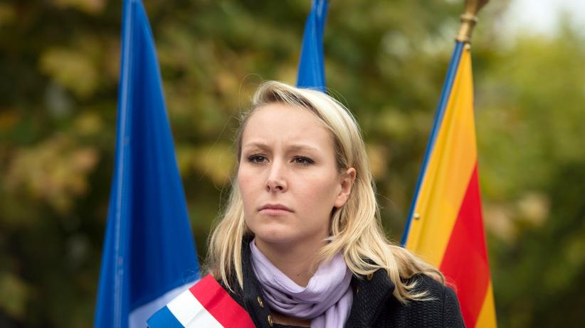 Front National: Marion Maréchal-Le Pen wird sich aus der Politik zurückziehen.