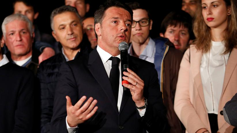 2018 könnte Matteo Renzi wieder Ministerpräsident Italiens werden.