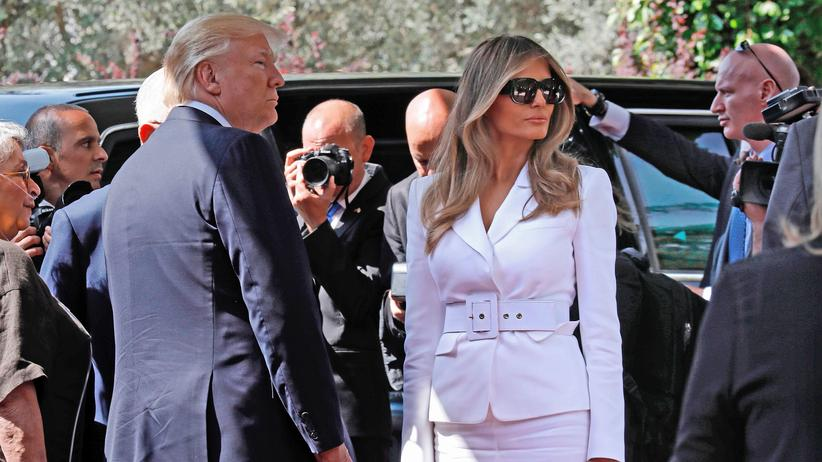 Melania Trump: Im Schatten