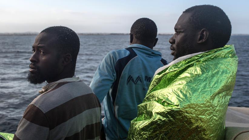 Mindestens 20 Tote bei Kentern von Flüchtlingsboot vor Libyen
