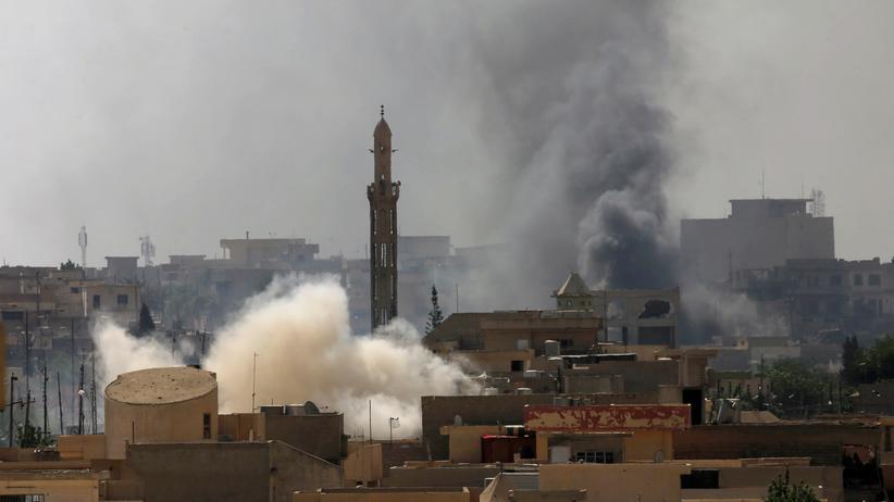 Mossul: USA übernehmen Verantwortung für 105 tote Zivilisten