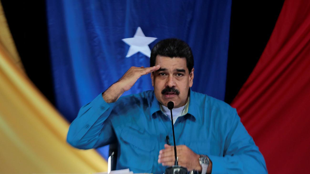 Venezuela: Maduro lässt den Mindestlohn anheben | ZEIT ONLINE