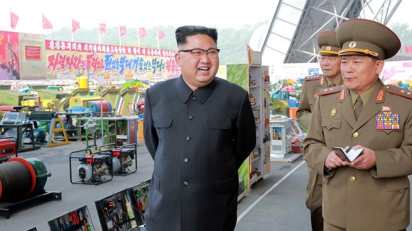 Nordkorea droht USA mit Atomangriff