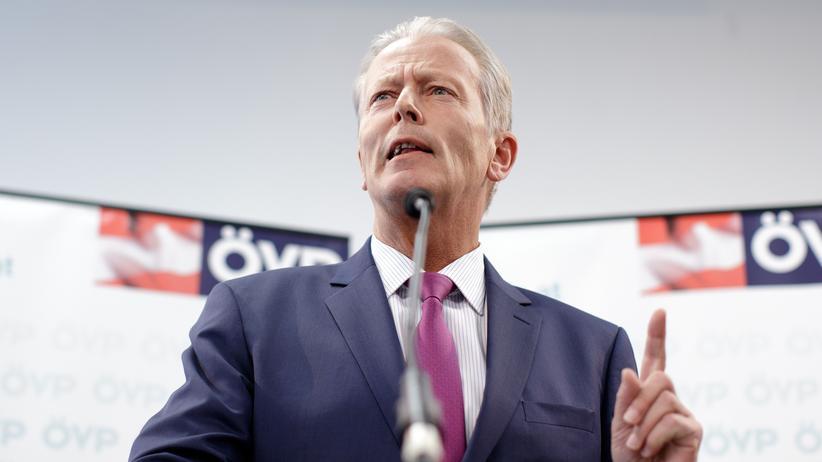 Österreich: ÖVP-Chef Reinhold Mitterlehner