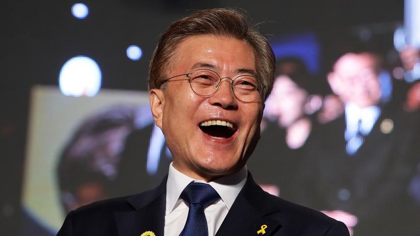 Präsidentschaftswahl: Wird bald in Seol regieren: Moon Jae In