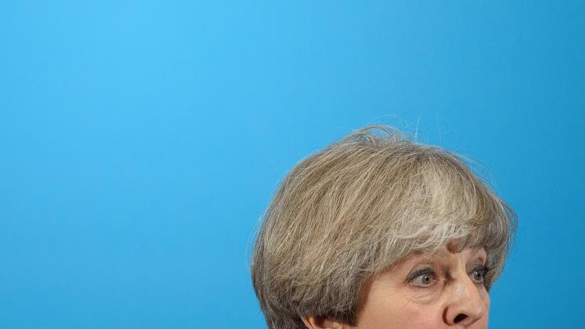 Brexit: Theresa May will einen harten Brexit