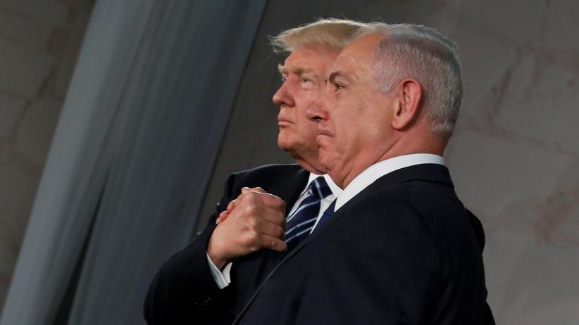 Trump trifft arabische Staatschefs in Riad