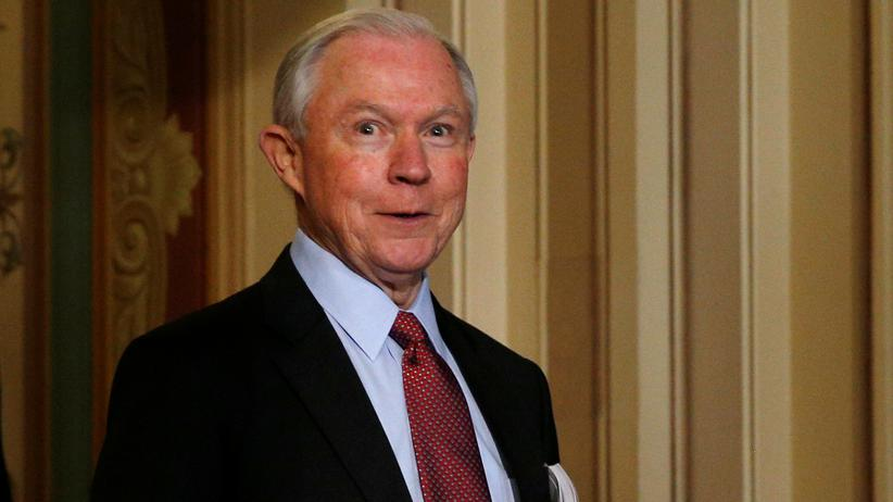 Jeff Sessions: US-Justizminister Jeff Sessions