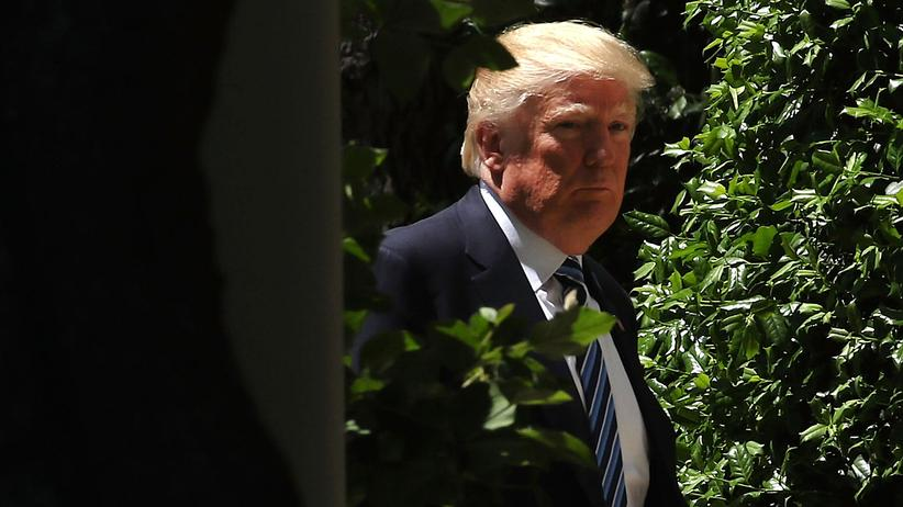 USA: US-Präsident Donald Trump