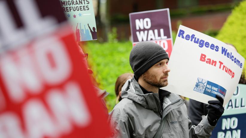 USA: US-Regierung geht fürs Einreiseverbot vors Oberste Gericht